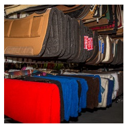 Western Saddle Pads, Blankets and Liners